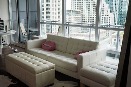 Private Suite Downtown Toronto