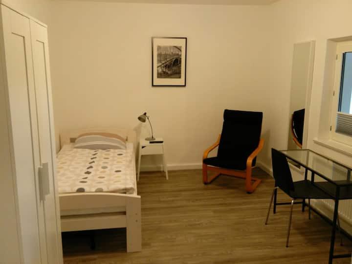 Gästehaus Höfermann, EZ in kleinem Haus, Zimmer I