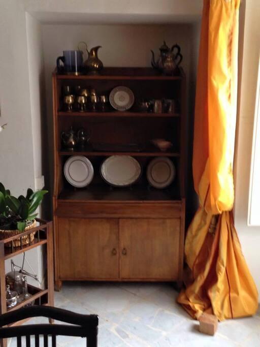 Living room. Detail