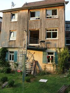 Villa Kunterbunt mit Garten - Freudenstadt