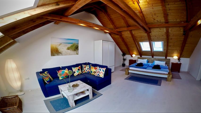 Loft with Peaceful Ambience