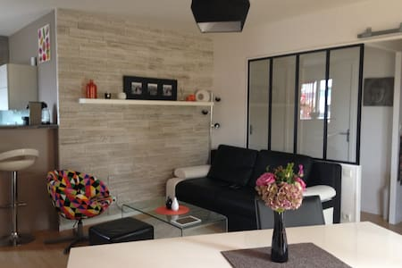 Appartement moderne proche Rennes - Apartment