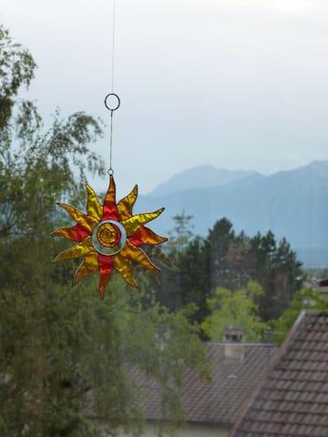 Bergblick - Innsbruck Land - Daire