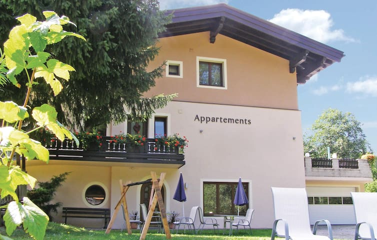 Holiday apartment with 1 bedroom on 32 m² in Saalbach