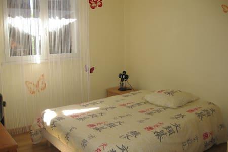 Chambre avec SDB + WC + Vue exceptionnelle - Castres - Casa