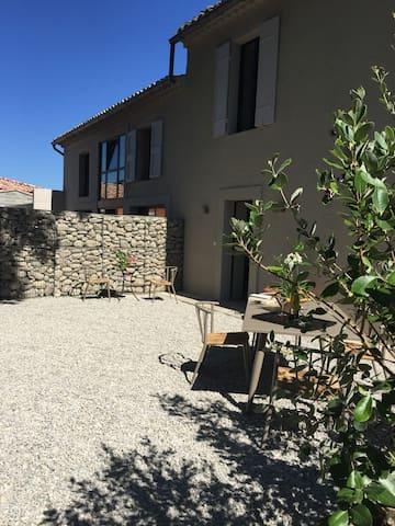 LA RABASSE, Votre Maison de Vacances - Sainte-Cécile-les-Vignes
