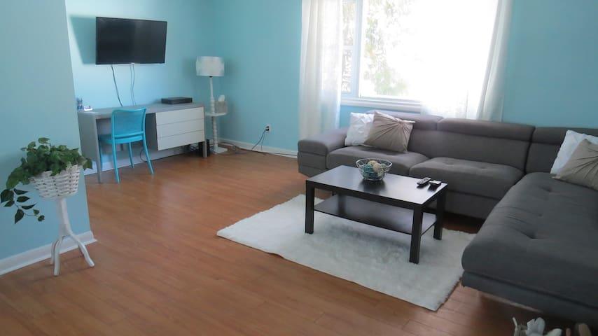 Serenity Suites - Luxurious 2 bedroom apartment -