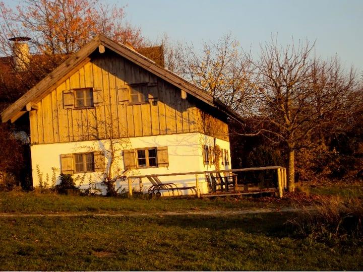 Ponzaunerhof (Hebertsfelden), Floris Ferienhaus mit Südterrasse und 4 Schlafzimmern