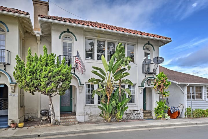 Charming 3BR Avalon Townhome - Walk to Beach!