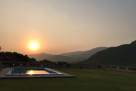 Amazing Mountain view, Pool, Relaxing atmosphere