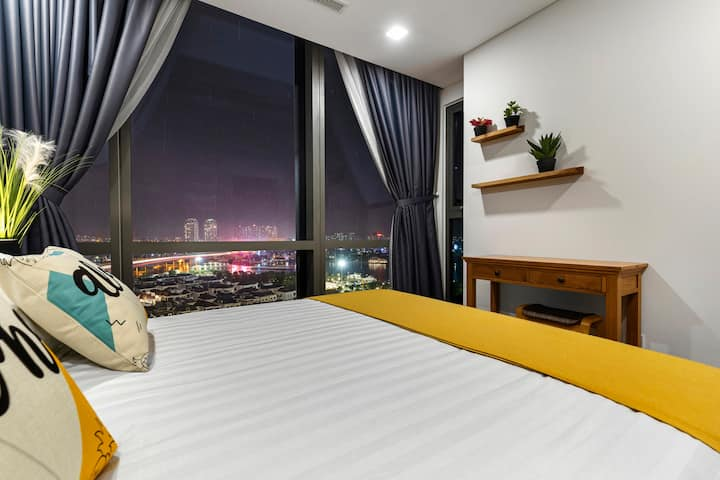 "3BR4bed""Real LANDMARK81""Vinhome(Can book)RiverView"