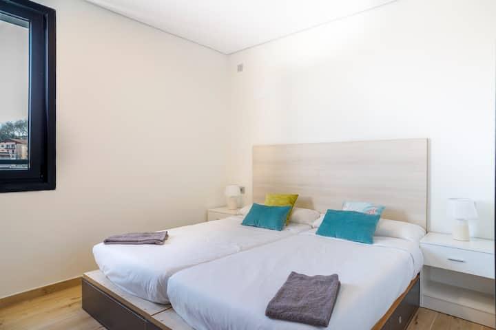 Koisi Hostel - Habitación doble con baño privado