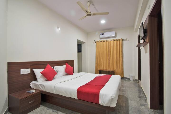 1 BR Fantastic Stay Near Airport Road Bangalore