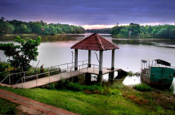 CHITRA RESORT - Dhaka - Natuur/eco-lodge