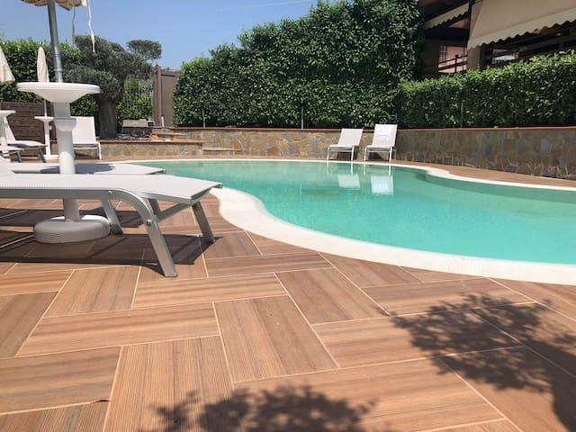 B&B Tra relax e natura con piscina