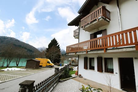 Albergo Diffuso - Cjasa de Pagnocca 10991.1 - Barcis - Lägenhet