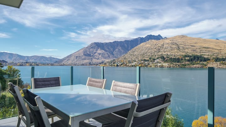 Stunning views - Remarkables Retreat 1