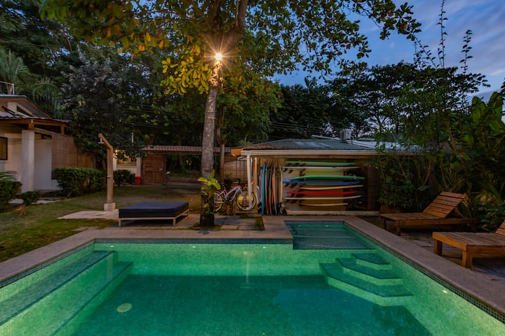 Tranquil Garden Casita w/ Pool in the Heart of Santa Teresa | Maoritsio Studios #3