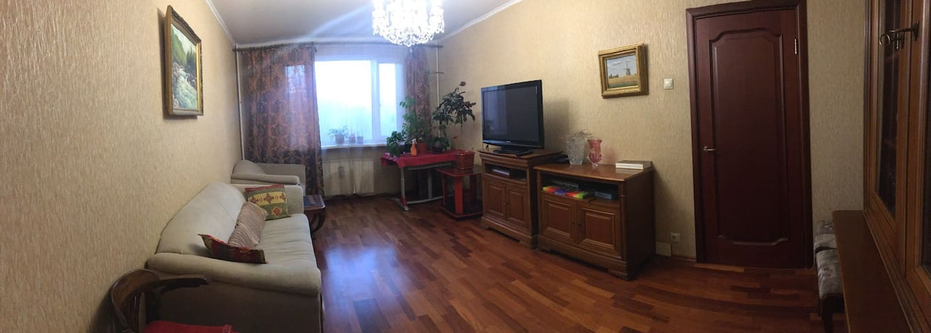 2 Rooms in a flat for World Cup 2018 visitors