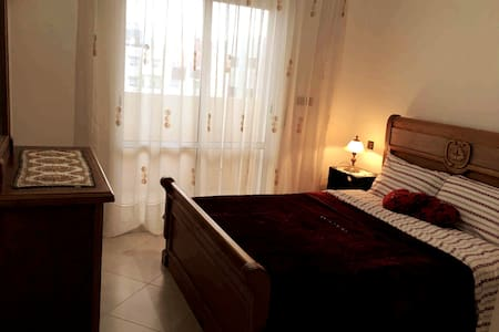 Calm Spacious Furnished Apartment