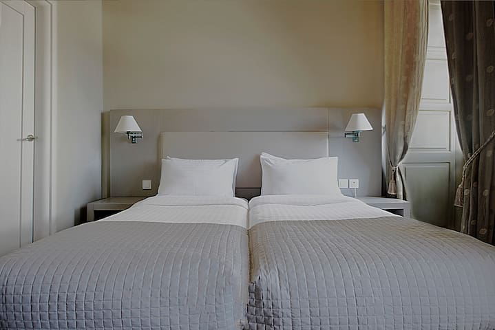 Standard Double Room DIOGENIS HOTEL****