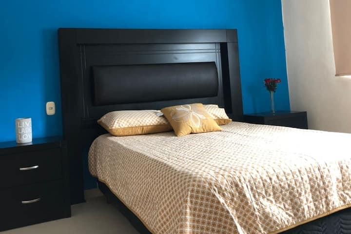 !Habitación privada, excelente ubicación Cancún!
