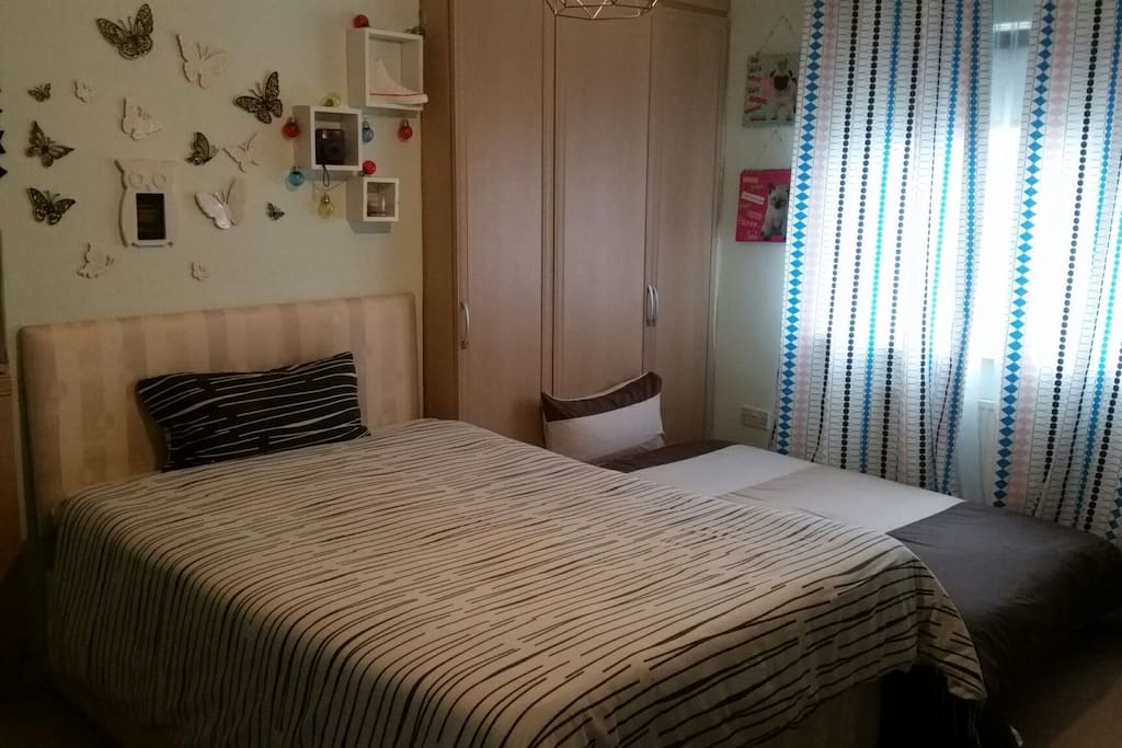 Double Room - for 2 in separate beds