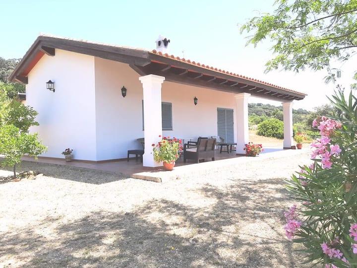 Casa rural en plena naturaleza