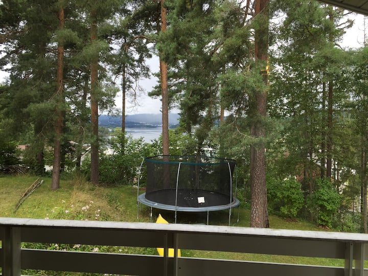Family home, close to central Oslo.