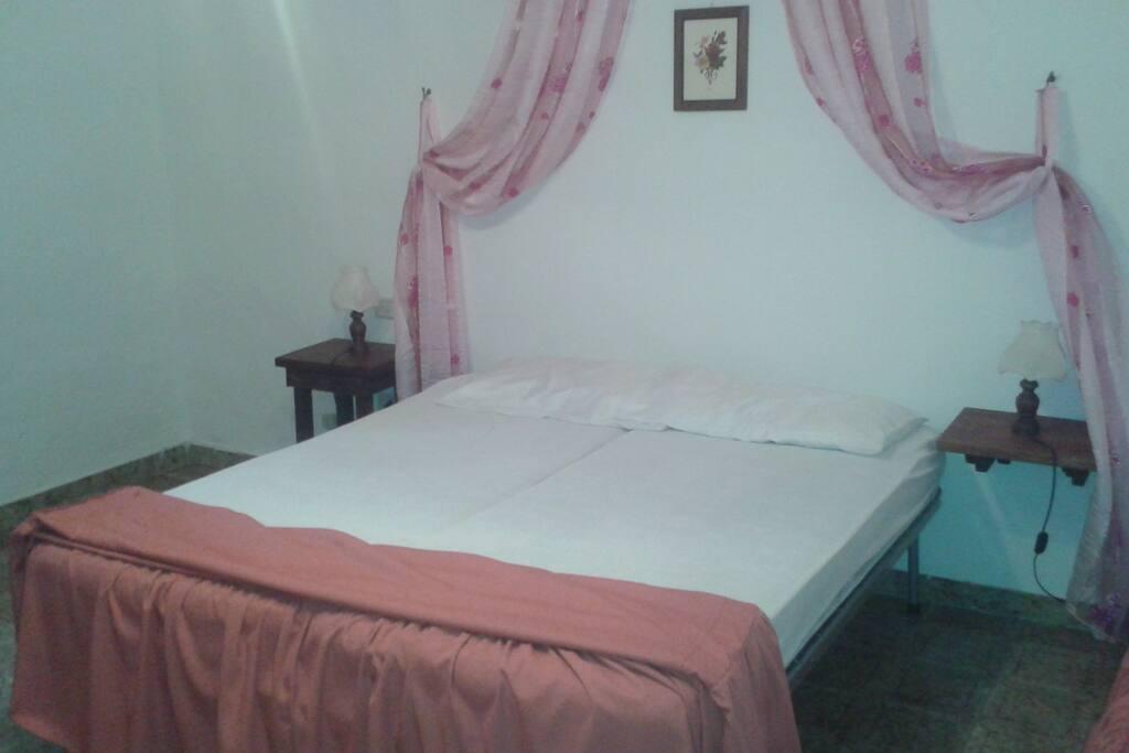 Prima camera con terrazzo