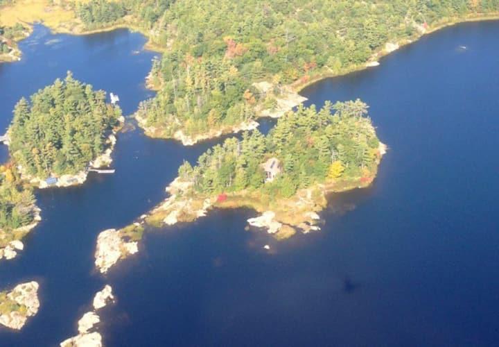 Paradise Found...Private Island on Georgian Bay