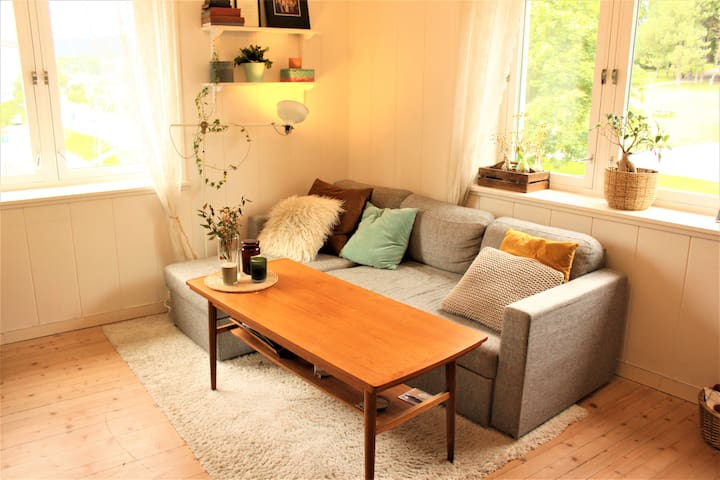 Quiet and cosy close to downtown Oslo!