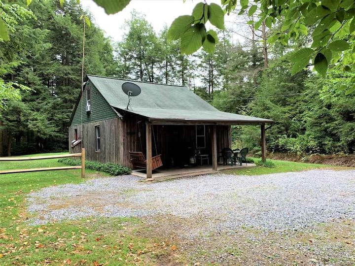 Three Sisters Forest Cabin- Cook Forest