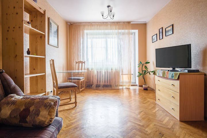 Уютная  квартира  в центре Минска - Minsk - Apartamento