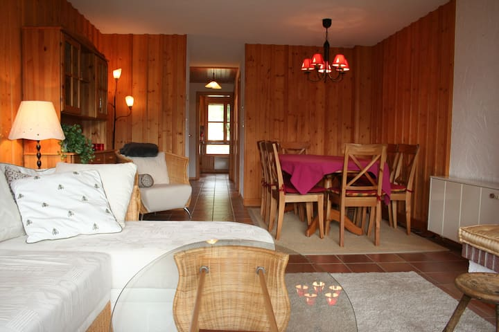 Verbier - Camargue - Esserts - Verbier - Appartement