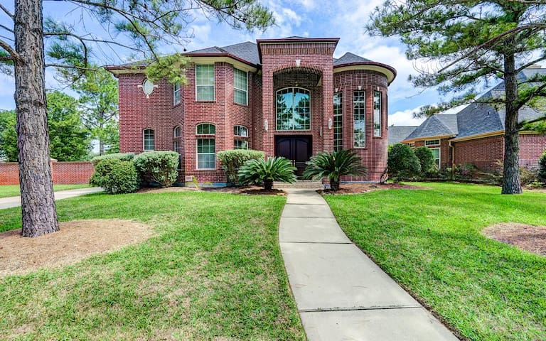 BEAUTIFUL LARGE HOME AT THE HEART OF CULLEN PARK - Houston - Talo