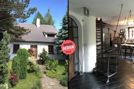 Design cool house with nice garden - Měřín - 独立屋