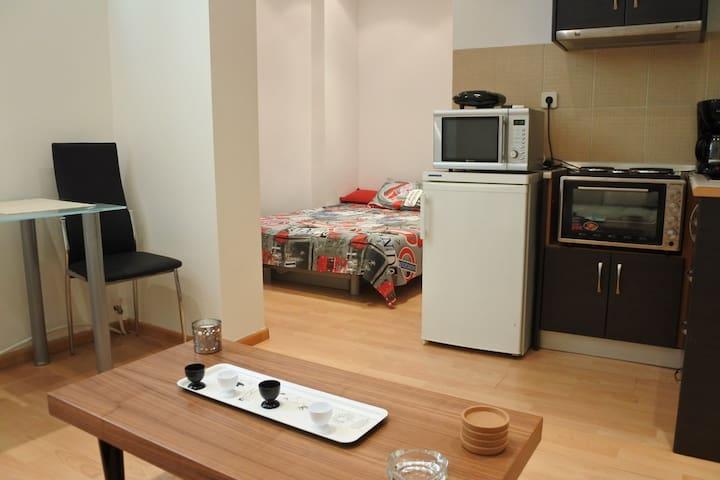 Basil - Tessalônica - Apartamento