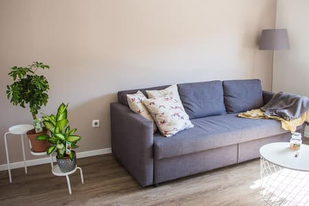Apartment Aspen - Bright & cozy with FREE PARKING!