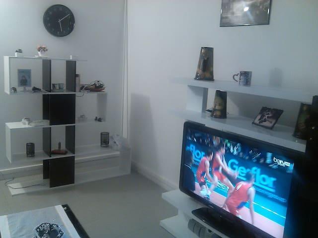 Bel appartement 70 m2 près RER C - Saint-Gratien - Pis