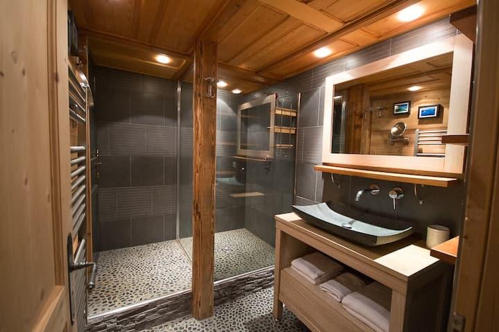 Appartement Le Sizeray - Mont Blanc