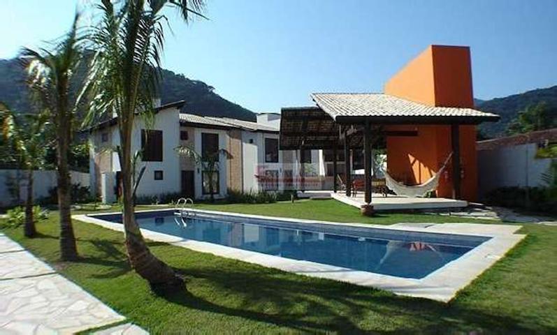 Casa Juquehy - Quinta da Mata - São Sebastião - Casa