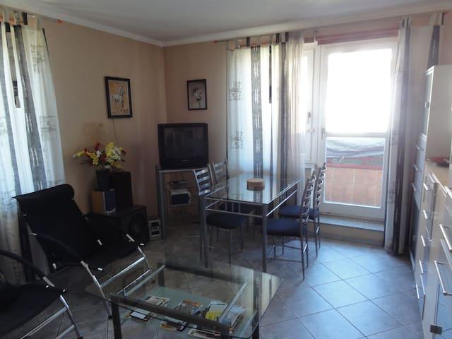 Ładny apartament dwupokojowy - Polanica-Zdrój - Pis