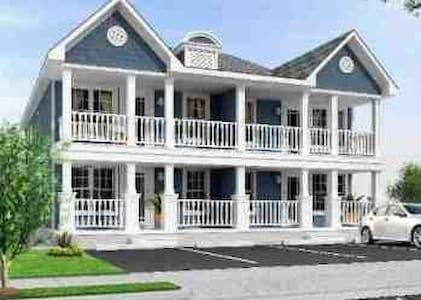 Brigantine Beach Escape - Συγκρότημα κατοικιών