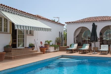 Villa with pool in golf course - Amarilla Golf, San Miguel de Abona, Tenerife