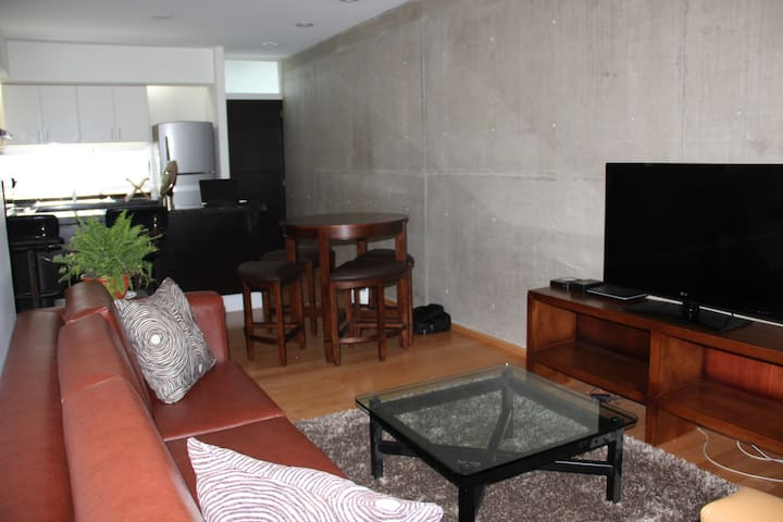 Best Location in Mexico City - Ciudad de México - Apartament
