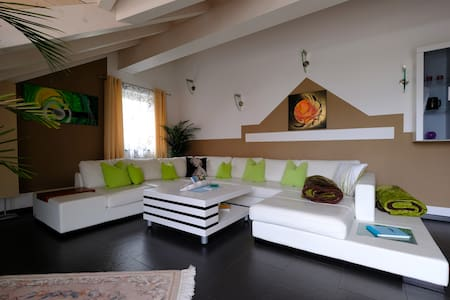 Große-Extravagante Wohnung im schönen Alläu - Westendorf