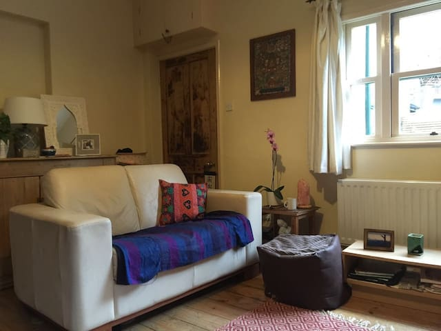 Garden view, 25 mins to central London & Airport - London - Hus