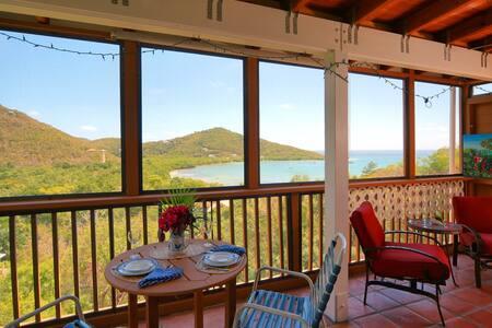 Gecko House, a romantic getaway - Cruz Bay - Hus