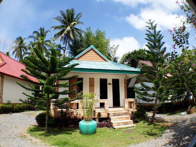 1 Bed Bungalow, Riverside Palm Resort, Surat Thani